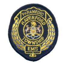 Haverford Township EMS Embroidered Patch