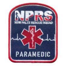 New Paltz Rescue Squad Patch