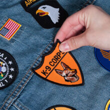 Buy Iron On Patches